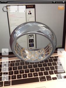 iPhone/iPad Digital Jewelry app
