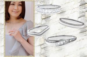 Genteel結婚指輪