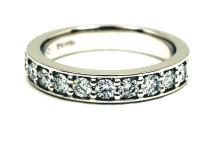 ダイヤの入った結婚指輪・マリッジリング