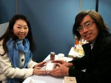 婚約おめでとうございます!