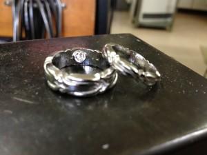 365日の結婚指輪