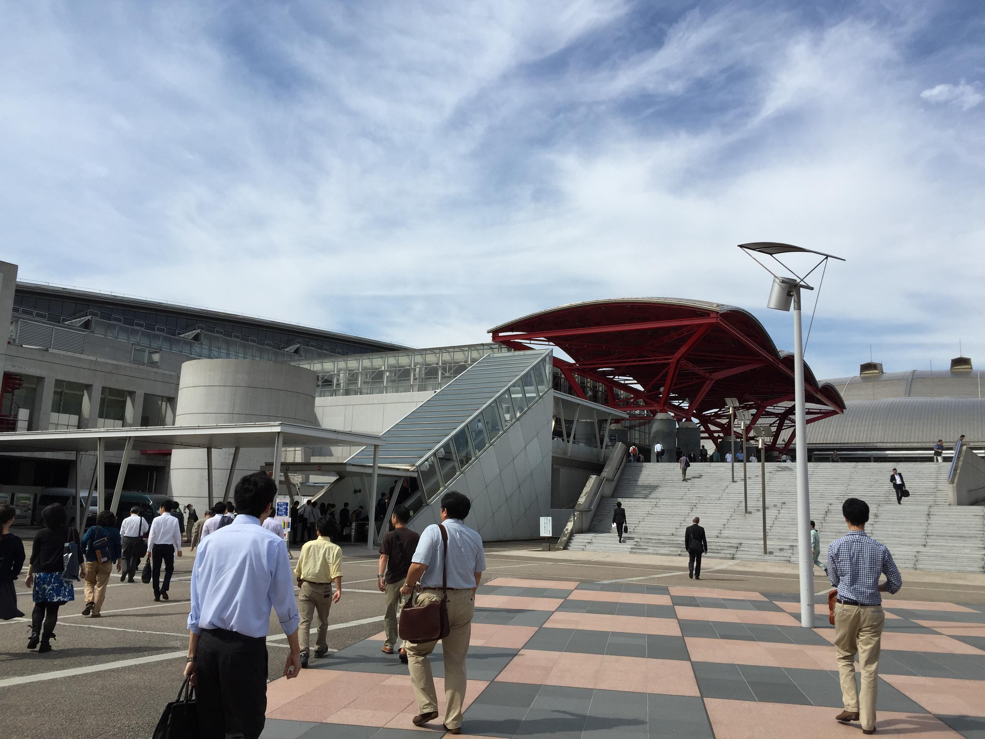 CEATEC JAPAN 2014に行ってきました。デジタルジュエリー®もそろそろ オキュラスに対応させていきます。