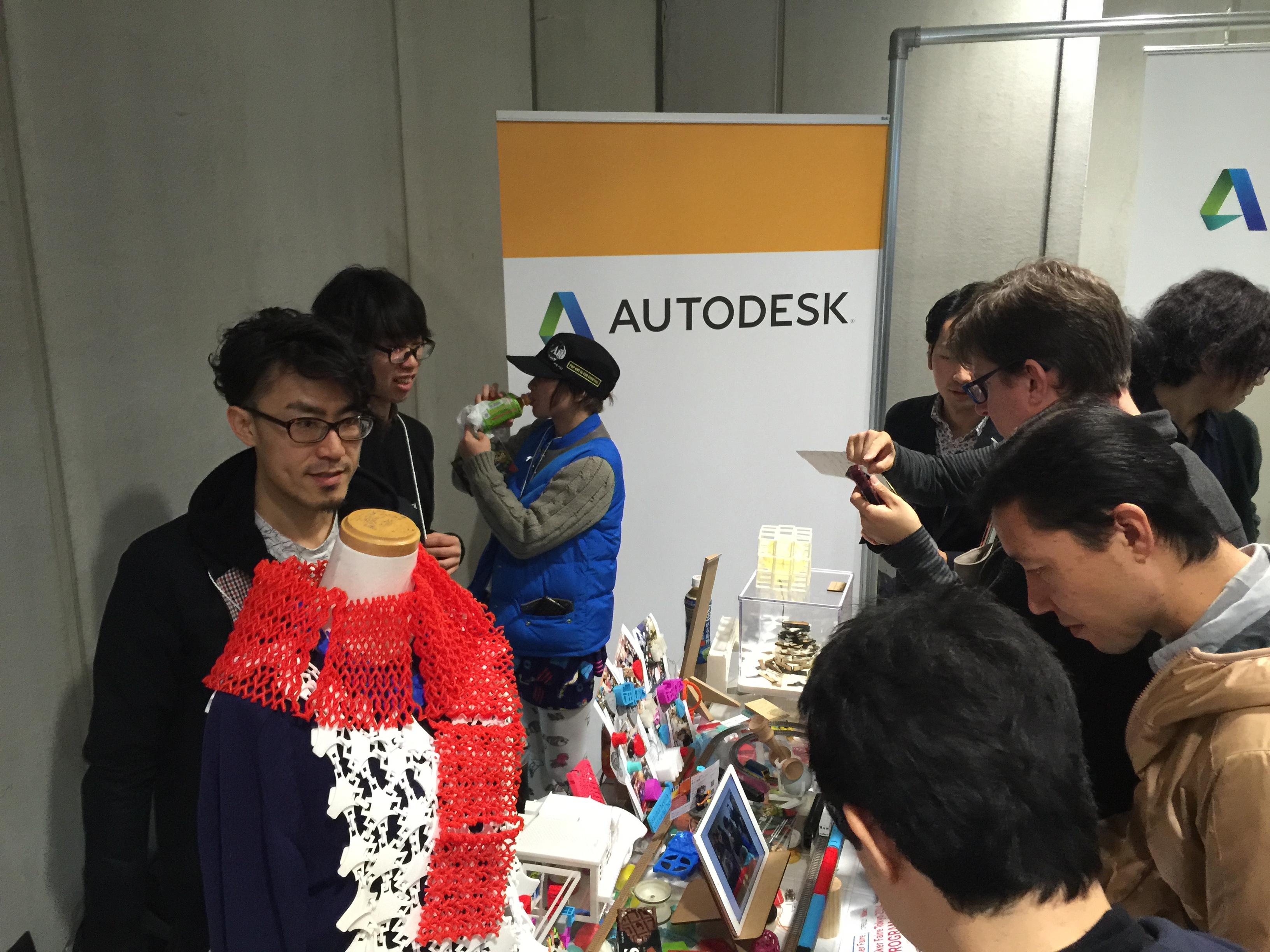 Maker Faire Tokyoに行ってきました。