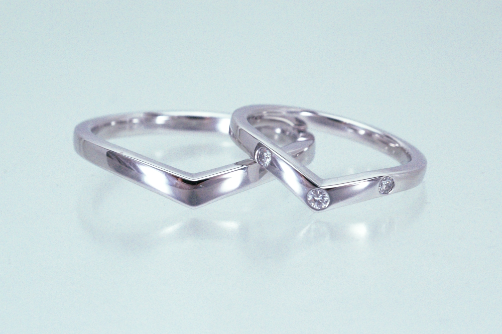 結婚指輪 挙式前の無料新品仕上げサービス