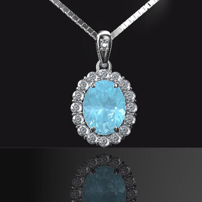 涼しげなアクアマリンはこれからの季節に活躍する宝石です。
