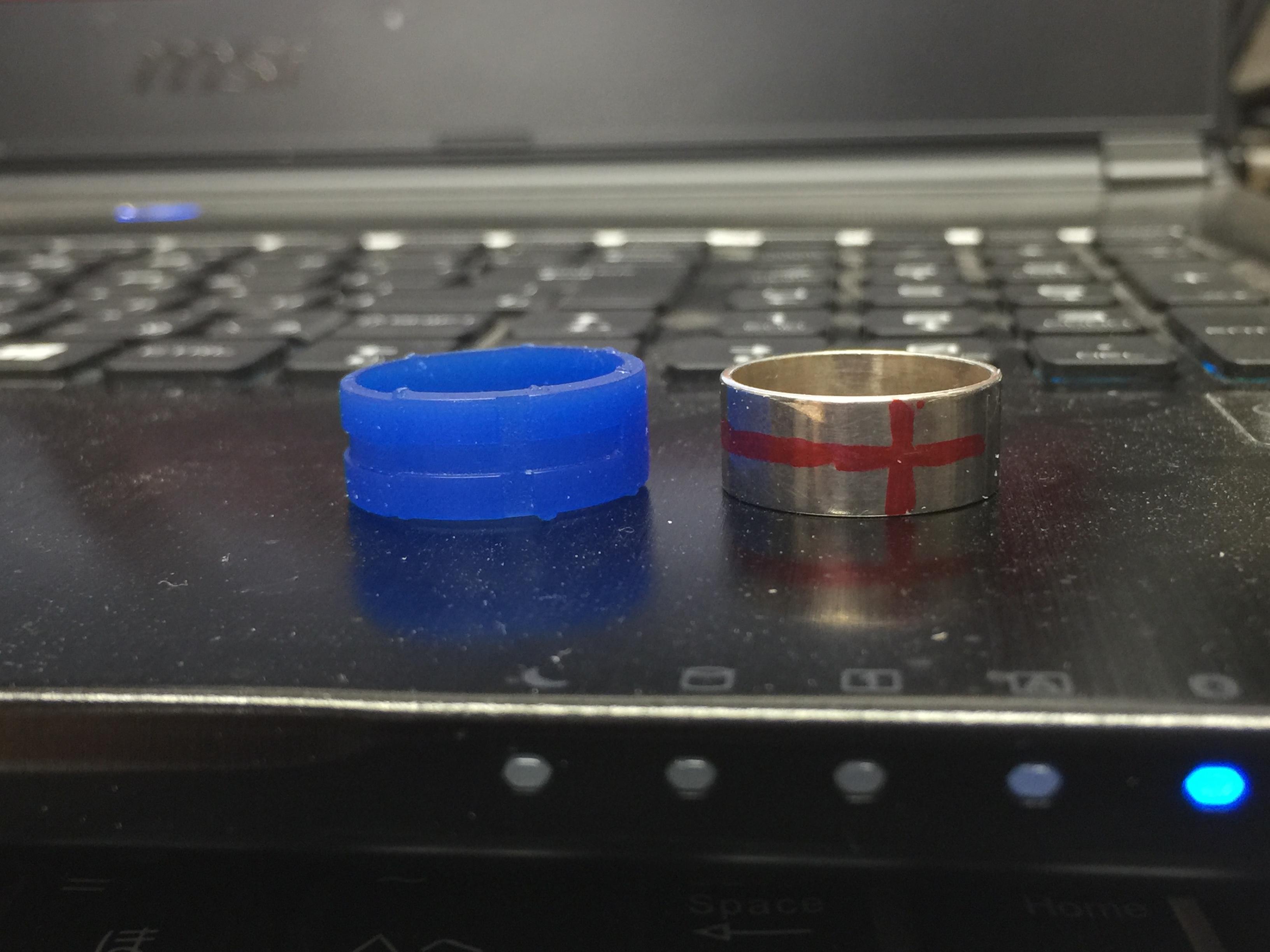 普通でシンプルなデザインこそ3D-CADでデザインし3Dプリンターで作ると きれいなんです!