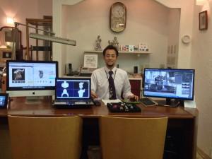 香川県高松市にも デジタルジュエリー®スクールが誕生! 大山社長の強みは これからデジタルジュエリー®を学ぼうと思われる方の「先輩」だということです。