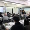 今日は 日本宝飾クラフト学院でセミナーでした