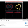 デジタルジュエリー®60秒3Dジュエリーデザイン オープンハート