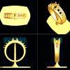 指輪の3Dプリントのコツはサポートにあり!