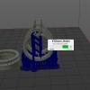 3Dプリンターで綺麗に出力するのもちょっとしたコツが必要です。