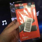 Amazon Fire TV sticを購入してみました。